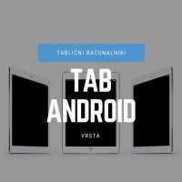 Android tablice