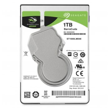 Seagate BarraCuda 2.5""