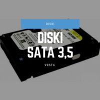 Diski SATA 3,5''